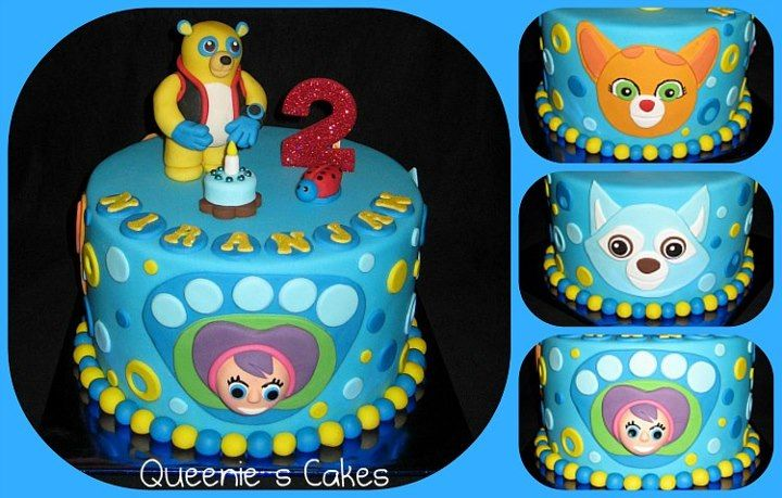 Special Agent Oso Birthday Decorations