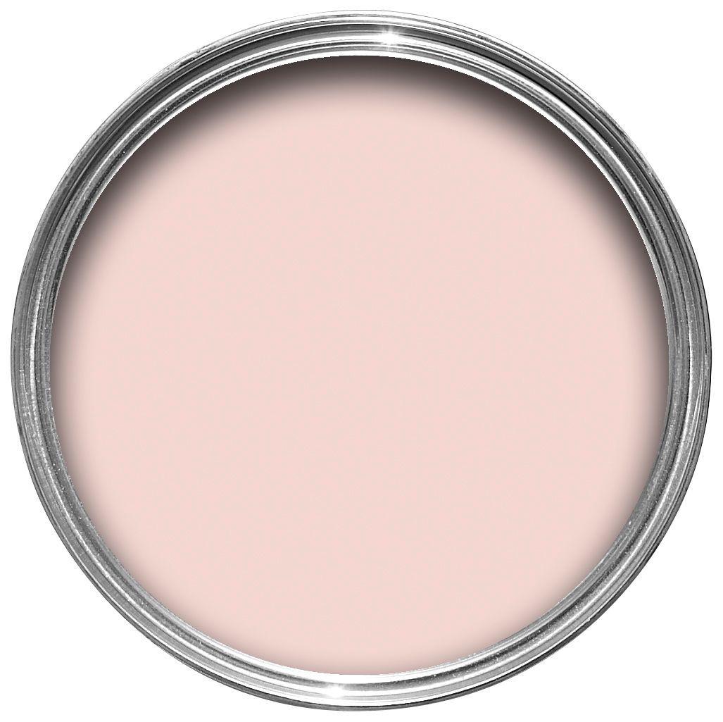 Homebase Bathroom Paint Dulux Matt Emulsion Paint Pink Sorbet 25l From Homebasecouk