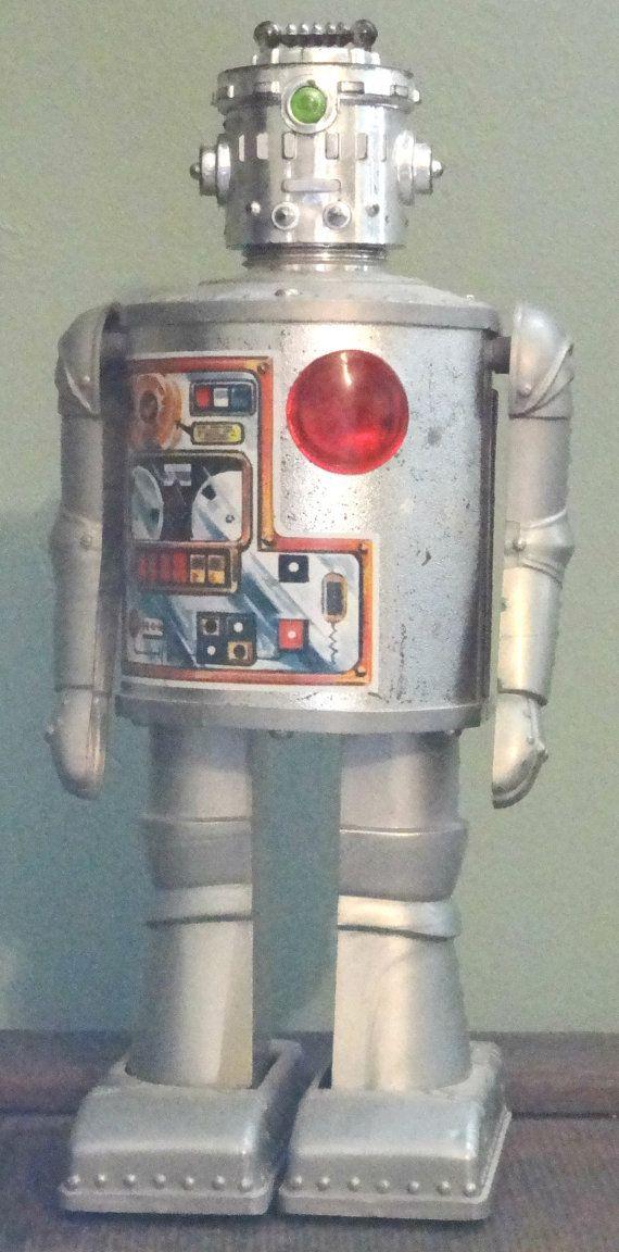 Vintage 1970's Toy Robot Durham Industries Inc.