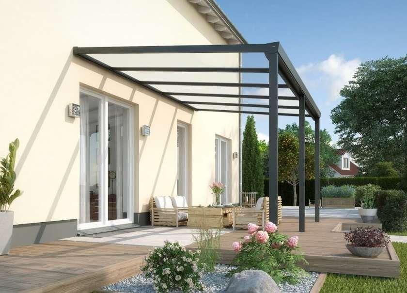 Terrassenüberdachung Novara in 2020 Überdachung terrasse