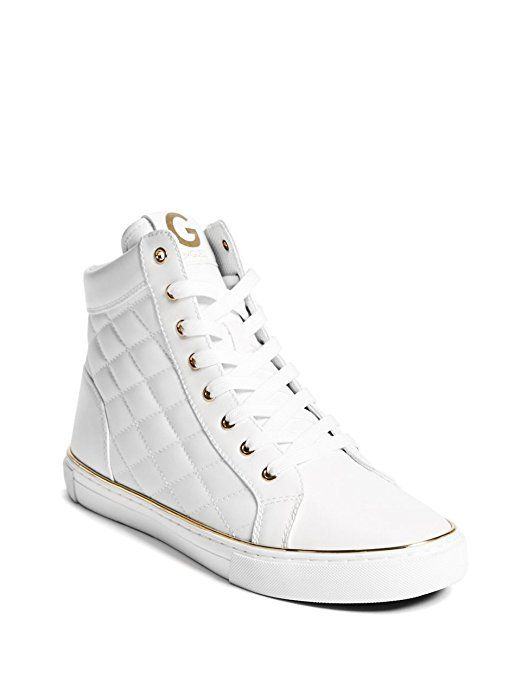 35dea080f0dfc7 Affiliate] Amazon.com | G by GUESS Men's Moto Quilted High-Top ...
