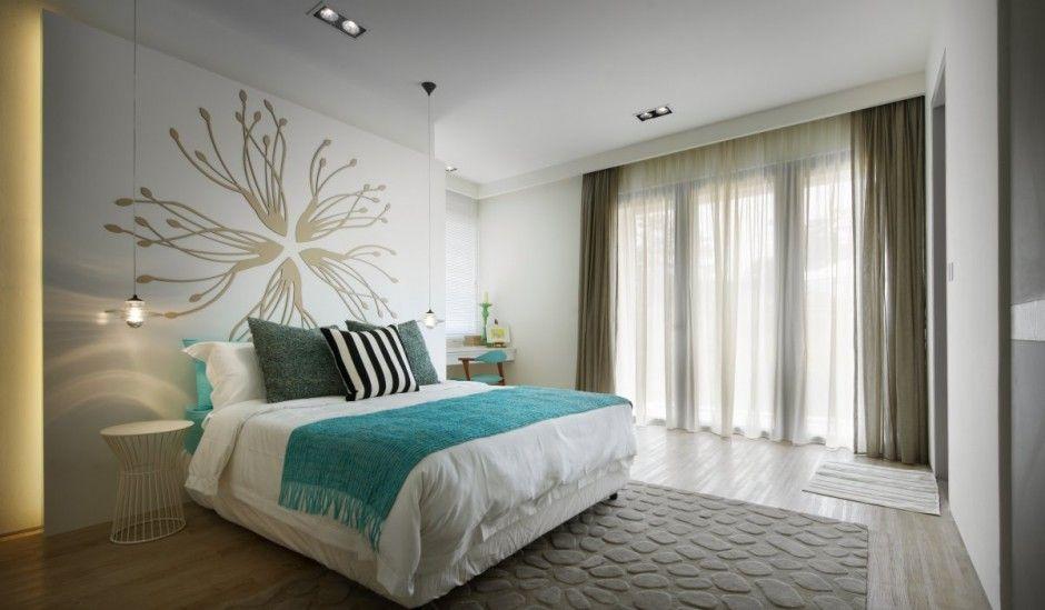 The Vale By Blu Water Studio Bedroom Interior Modern Chic Bedrooms Modern Bedroom Design
