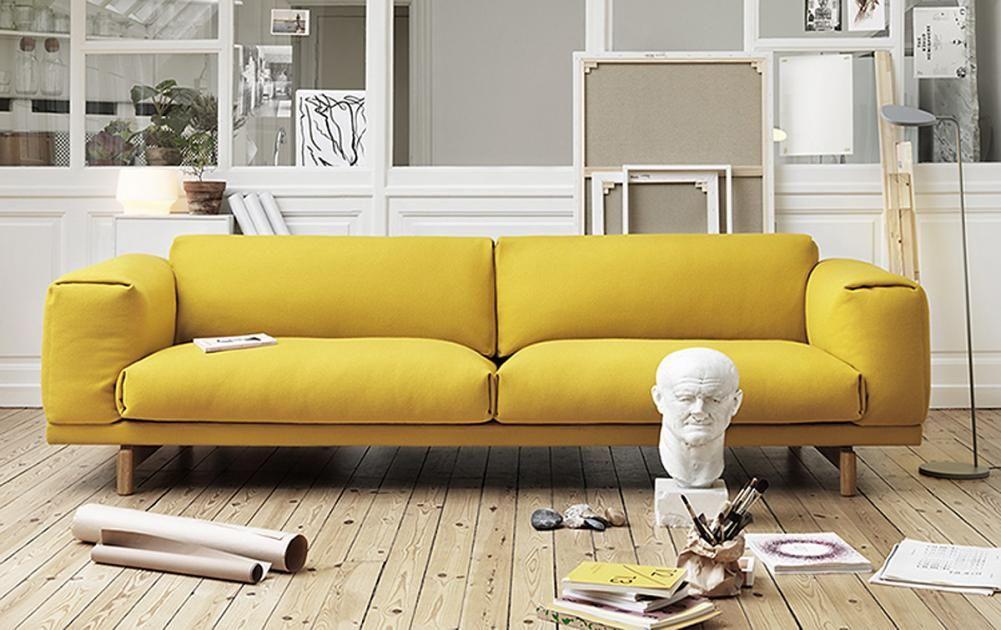 Sofa Rest Von Muuto Bild 58 Wohnen Schoner Wohnen Zuhause