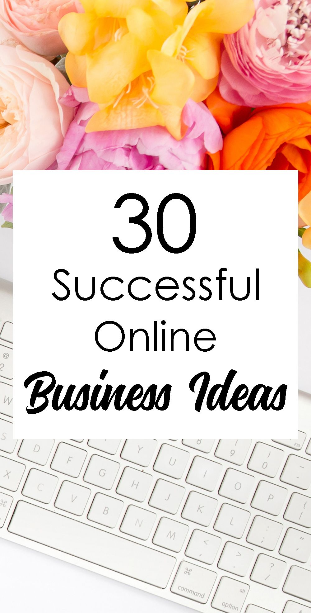 30 Successful Online Business Ideas | Learn how to start an online ...