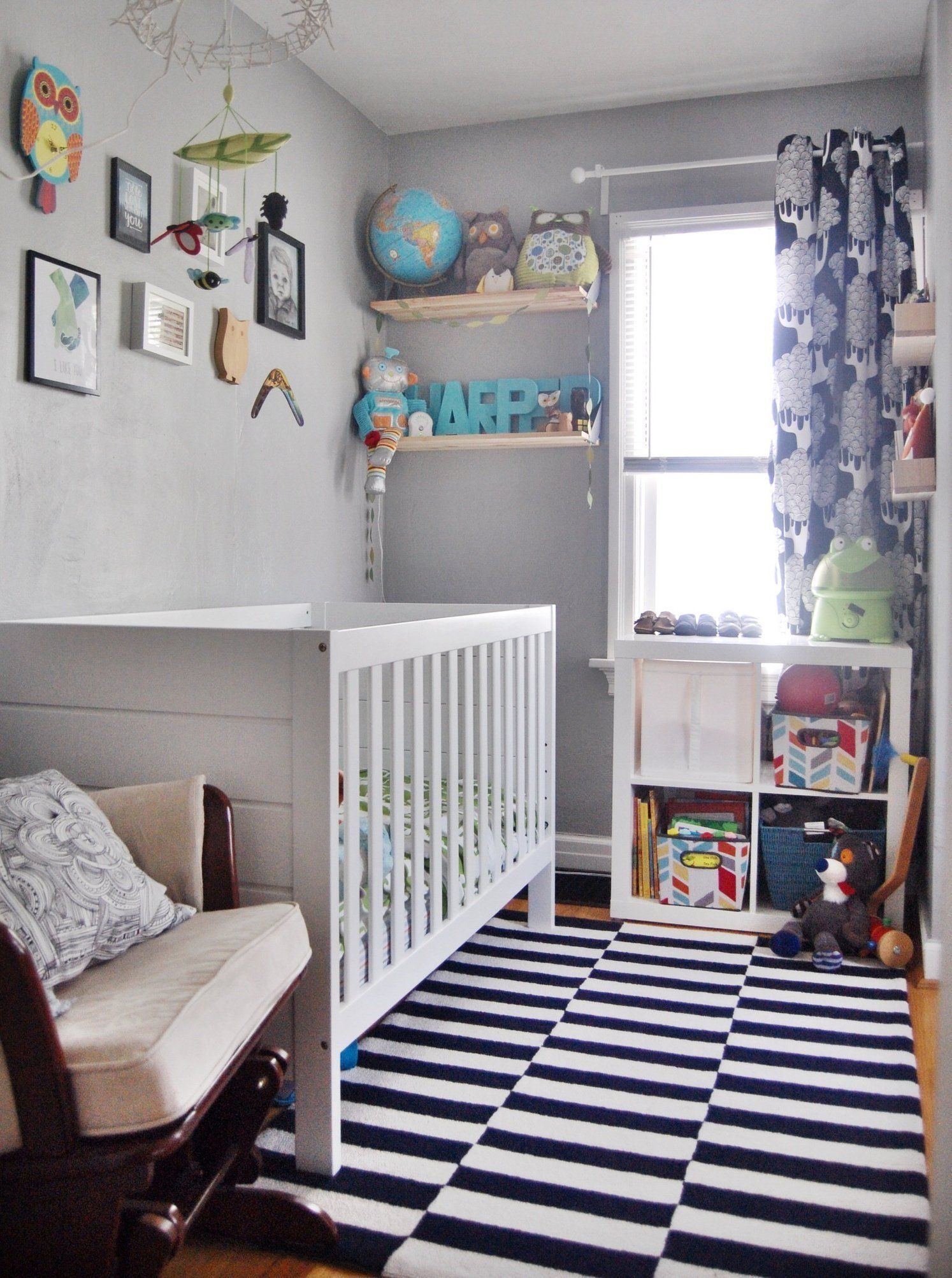 Baby Bedroom In A Box Special: Small Cool…With Kids? Yes, You Can. Kids Spaces From The