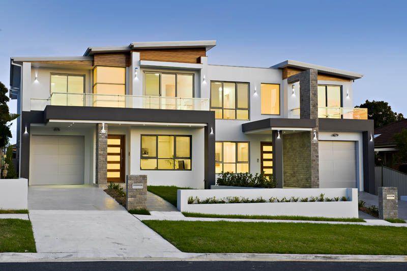 Modern Duplex House Plans Designs Second In 2019