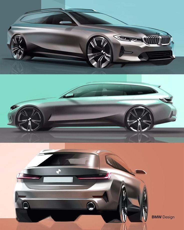 #cardesign  #car  #design  #carsketch  #sketch  #bmw  #bmw3series  #bmwclub  #bmwfans   #Series #Touring 2020 BMW 3 Series Touring official sketches
