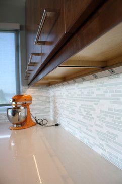 Lake Washington Residence contemporary kitchen