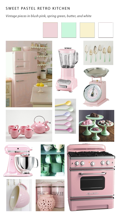 pastel small kitchen appliances | kitchen pinterest small appliances ...
