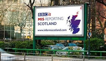 It was only a matter of time. The truth about the Establishments dept. of  propaganda - Scottish Branch Office. inform-scotland-… | Scotland,  Propaganda, Go fund me