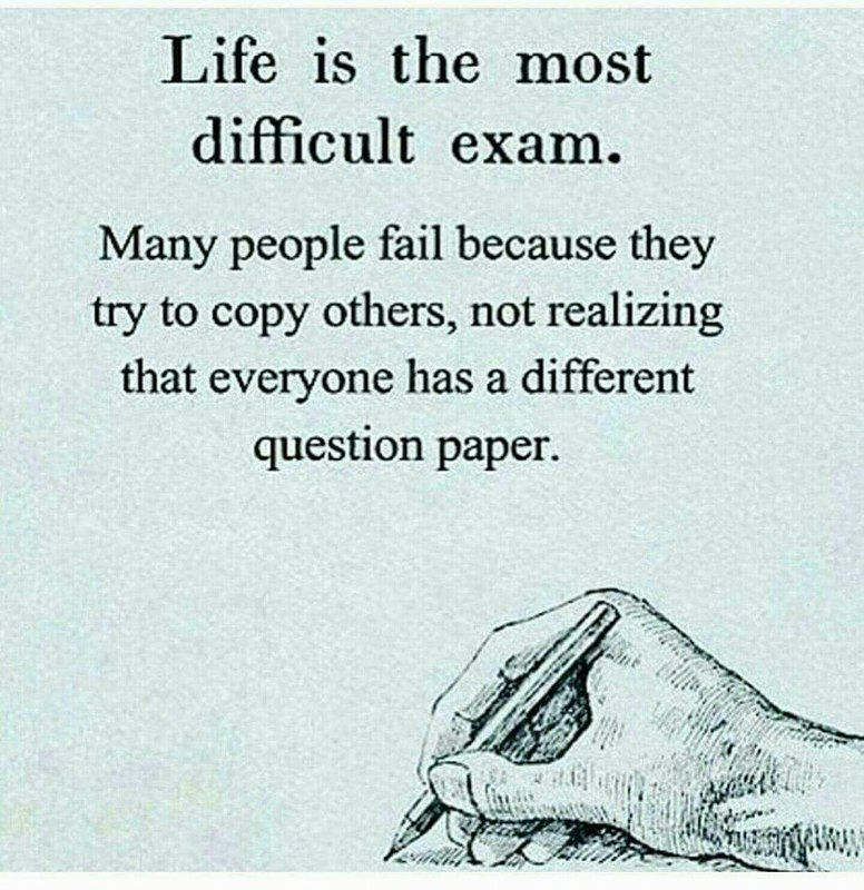 Life Is The Most Difficult Exam Quotes Quotes Life Quotes