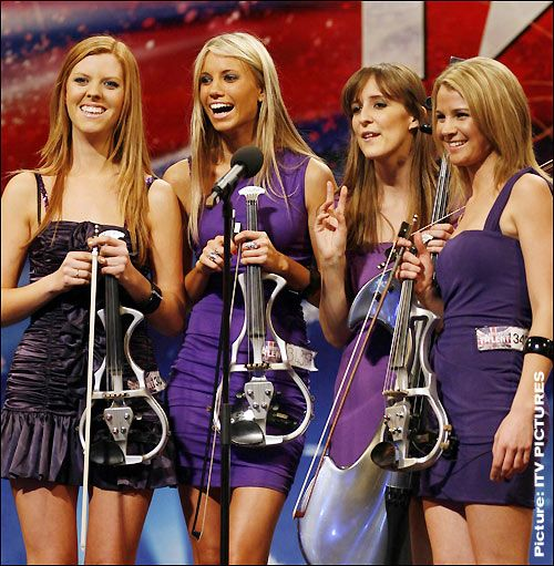 Escala - AMAZING violinists!!!!!!!!!!   Music   Violin music