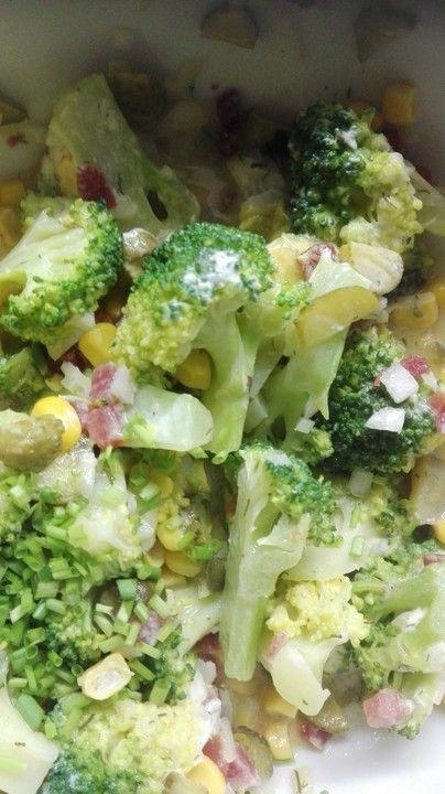 Brokkoli - Salat 1
