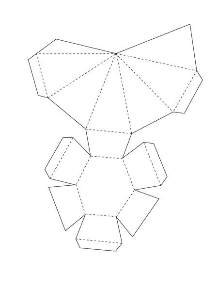 Berühmt Geschenkbox Selber Basteln Vorlage – Wohn-design @HG_87