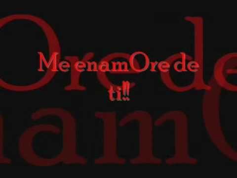 me enamOre de ti.... Joan Sebastian