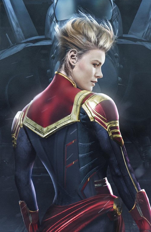 Captain Marvel Short Hair Google Search Captain Marvel Marvel Superheroes Captain Marvel Carol Danvers