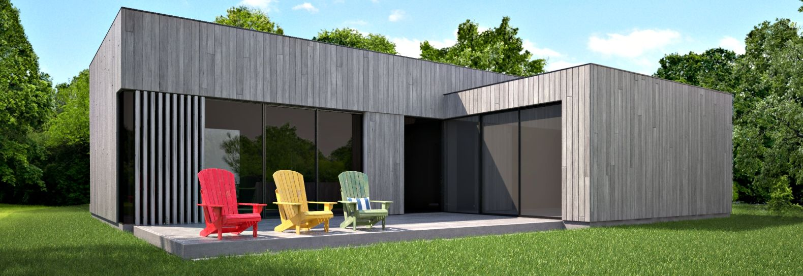Custom ordered tiny homes provide compact living options without sacrificing on comfort #compactliving