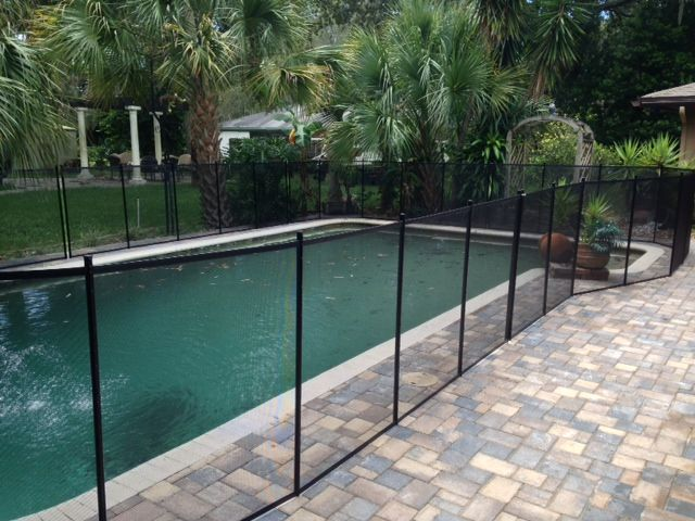 Was Ist Pool Sicherheitszaun Pools 2018 Pool Fence Fence Und