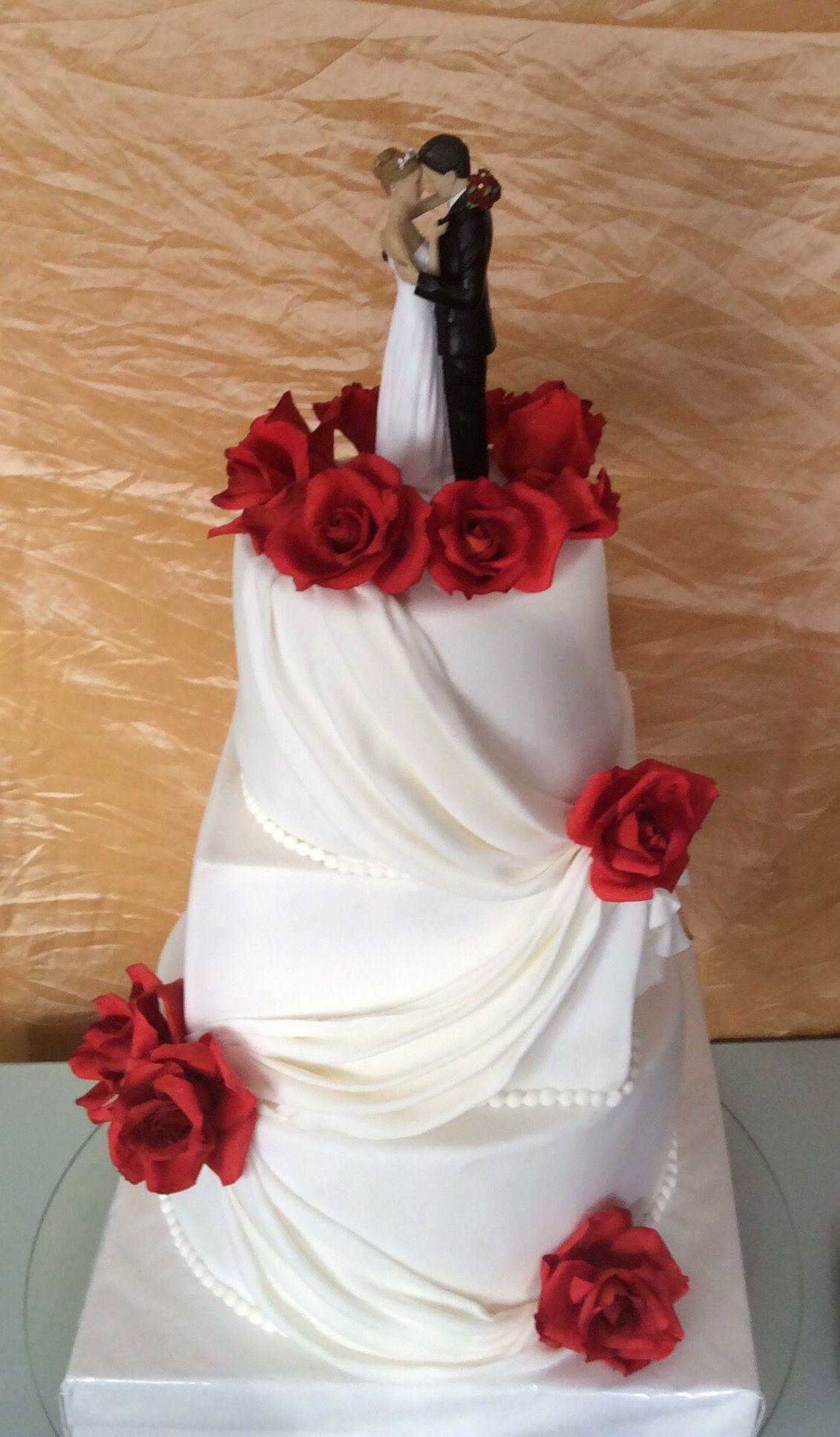 Hochzeit in rot Hochzeit Pinterest
