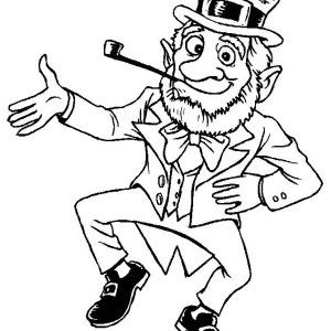 Happy-Leprechaun-Welcoming-St-Patricks-Day-Coloring-Page-300x300.jpg ...