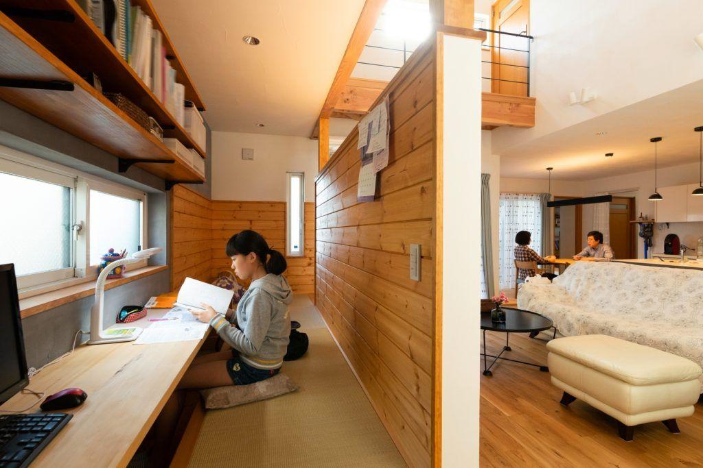 女性設計士が建てた 理想の健康住宅 家 住宅 ホームウェア