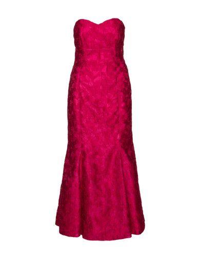 Matching bolero and bandeau evening dress by Ariella. Shop now: http://nava.bi/17RxUj9 #navabi #fashion #eveningdress