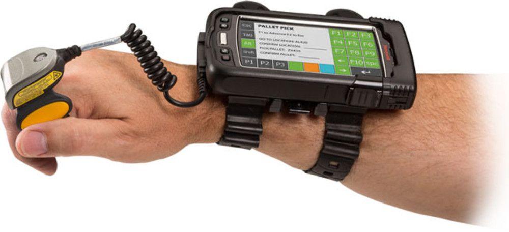 Enterprise wearable scanner shipments will reach 22