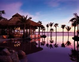 Each room at the One&Only Palmilla in Mexico faces the Sea of Cortez
