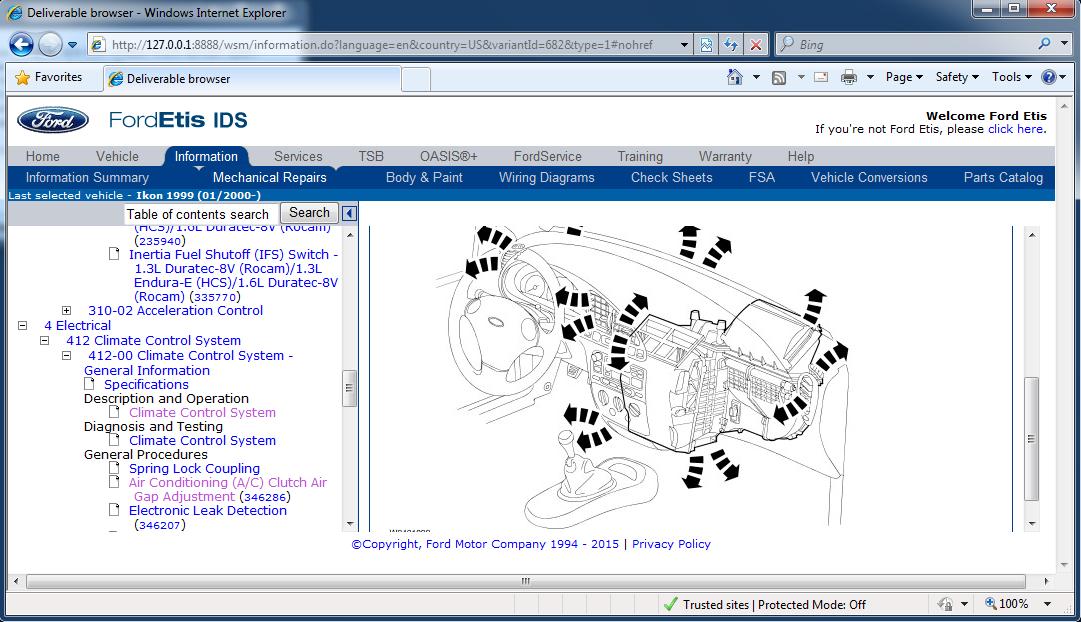 Ford S Max Workshop Repair Manual Download Workshop Manuals