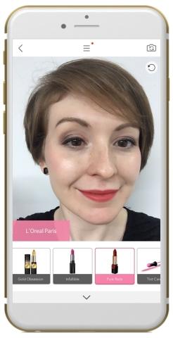 L'Oréal Joins YouCam Makeup, Perfect Corp.'s Augmented