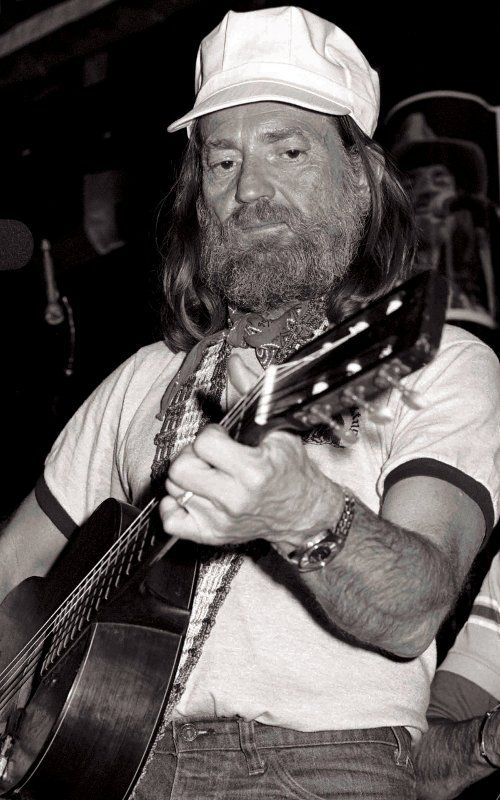 Willie Nelson---about 1982