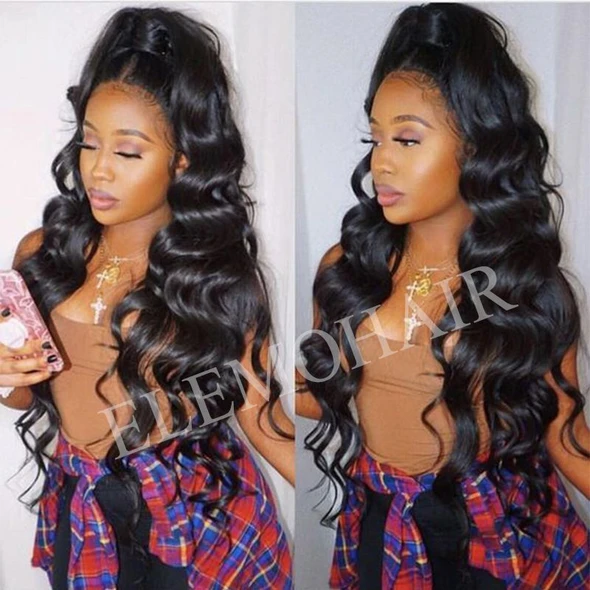 Wave Wigs Lace Frontal Hair 14 Inch Deep Curly Wig Frontal Hairstyles Wig Hairstyles Hair Styles