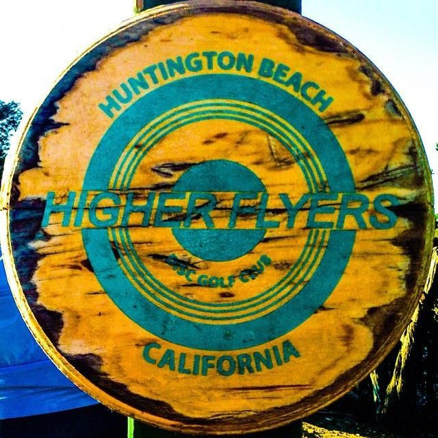 Huntington Beach's disc golf course was one of the first