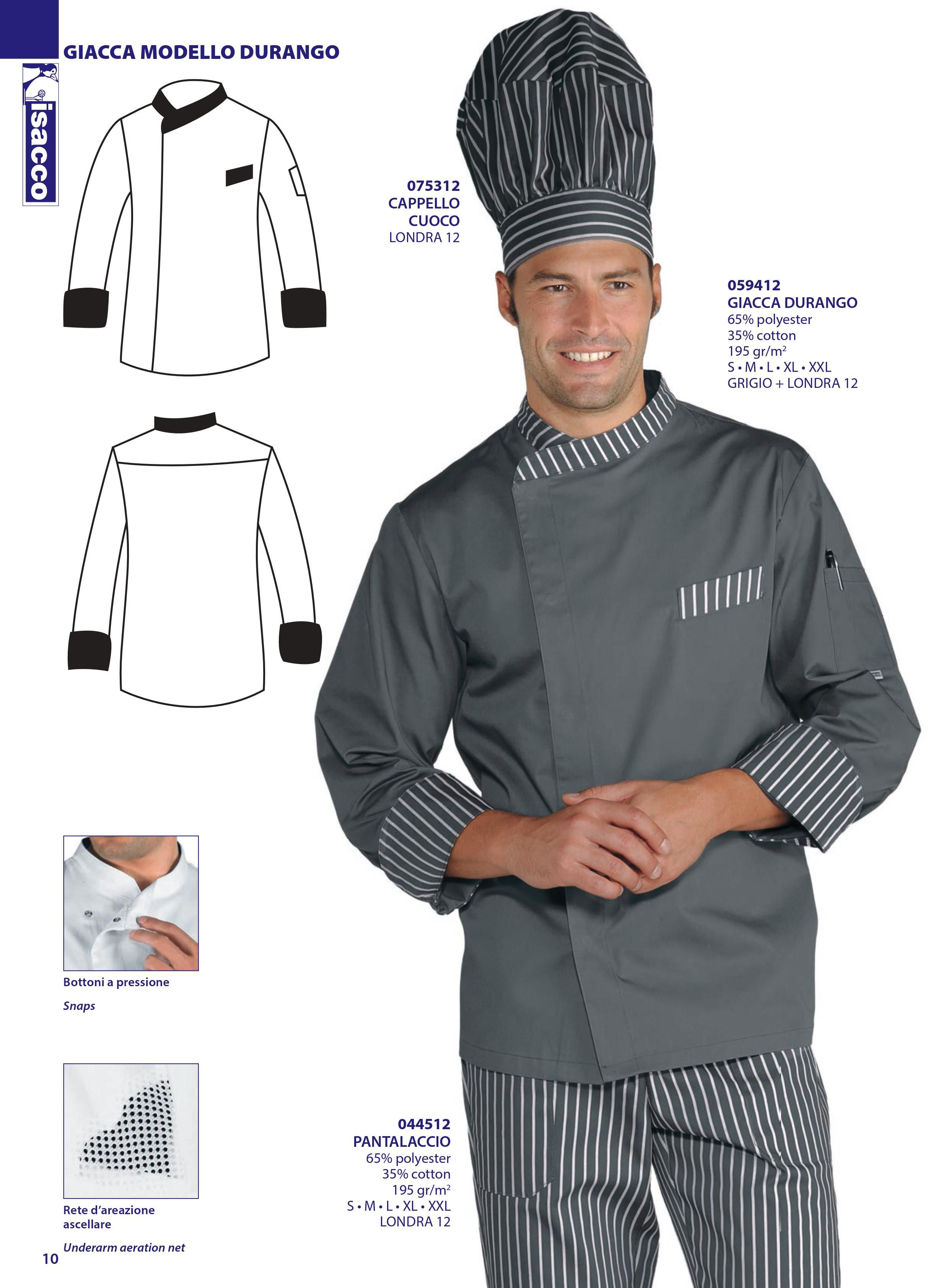 One Size Fits Most Skullinary Professional Chef Head Wrap