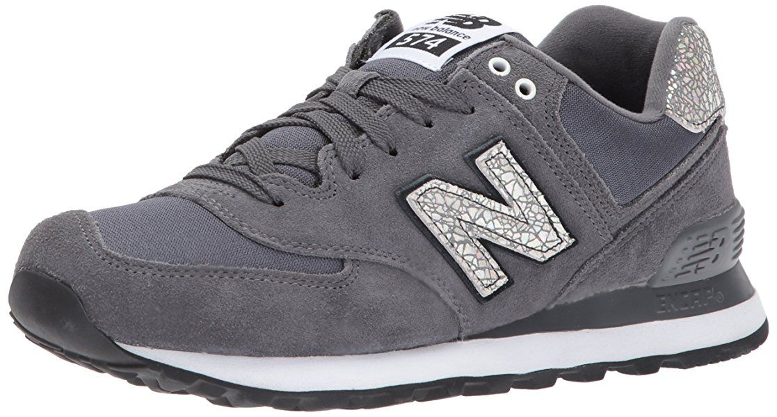 New Balance Damen Sneaker, Grau (Dark Grey), 39 EU (6 UK ...
