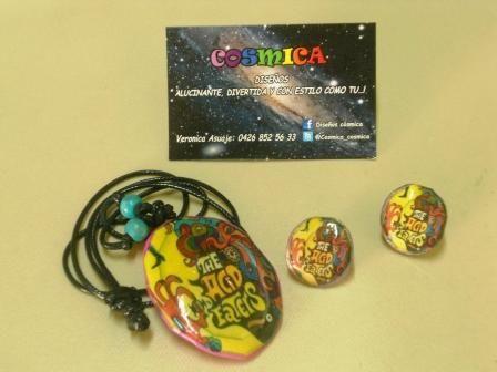 Cosmica diseños!!! acid