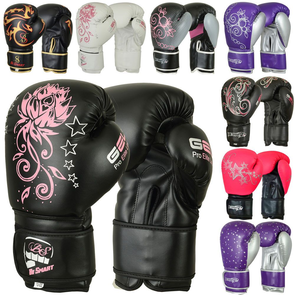 Sports Boxing Training Gloves Kids Boxing Gloves Punch Junior MMA Muay Thai Kick