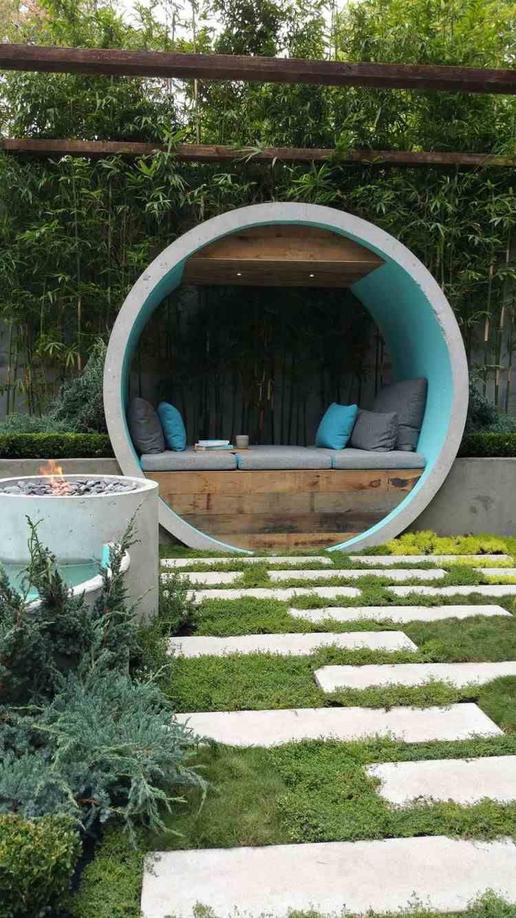 Idee Amenagement Jardin Les Meilleurs Conseils A Piocher Sur Pinterest Pour Votre Espace Vert Garden Garden Design Love Garden