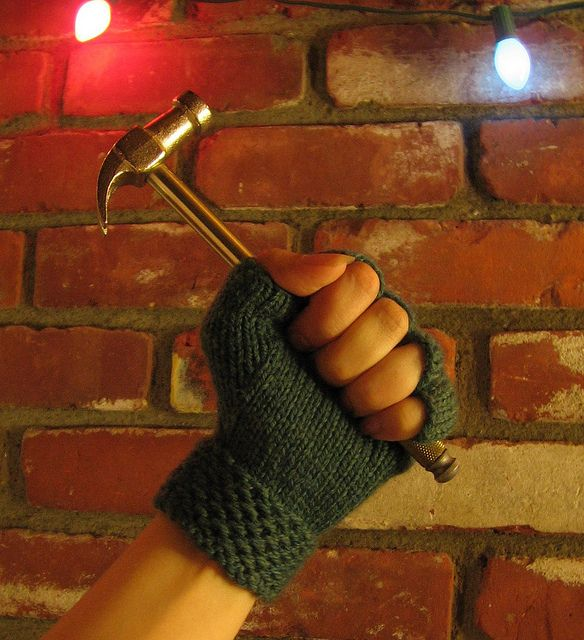 Ramona Flowers\' Fingerless Gloves #knitting | Ramona Flowers Costume ...