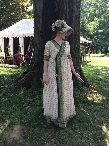 1800's Sari Dress