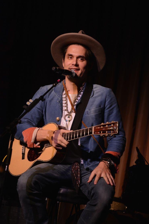 John Mayer | GRAMMY.com