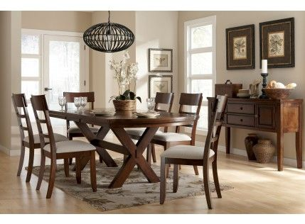 Ashley Furniture Burkesville Dining Room Set