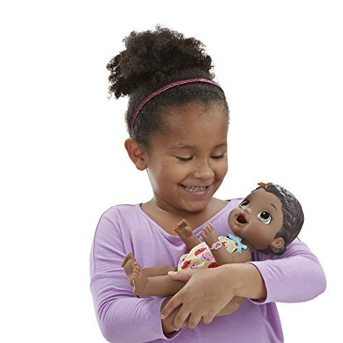 Baby Alive Super Snacks Snackin Lily African American Toys 4 My Kids Baby Alive Doll Food Super Snacks