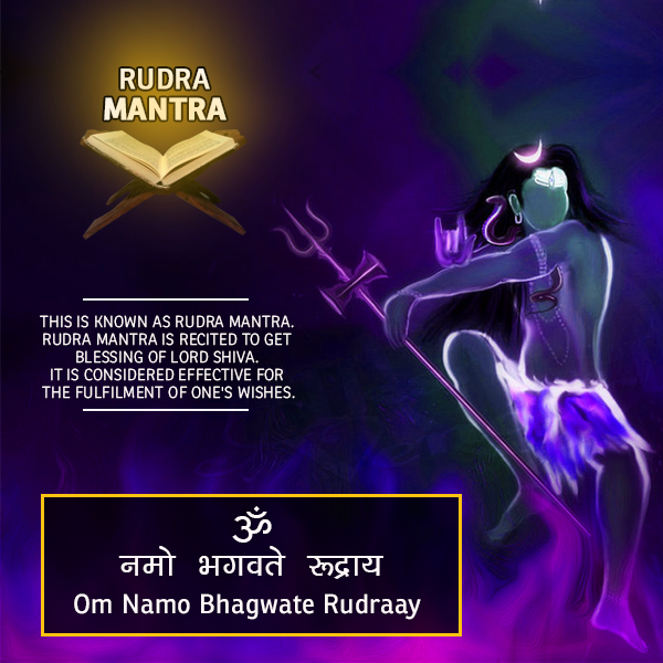 Rudra Mantra   Chant Mantra   Better life