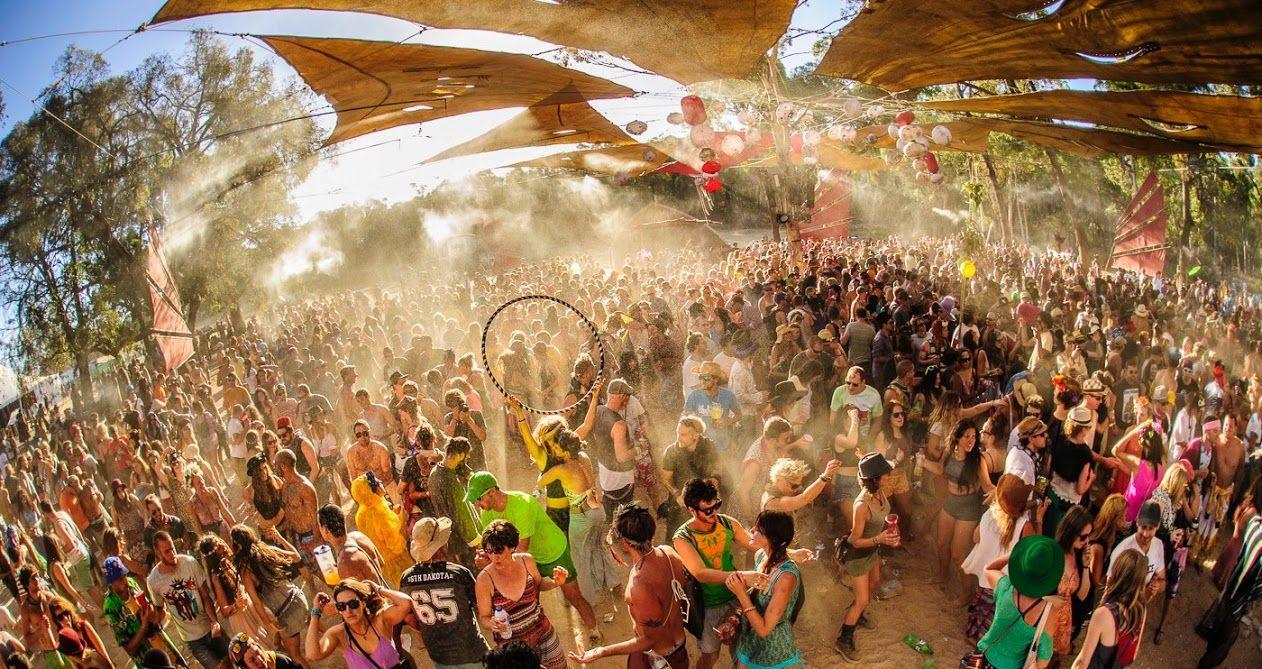 Top 11 Psytrance Festivals For The Ultimate Rave Dance Music