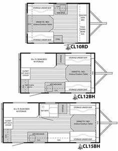 Camplite Floor Plans