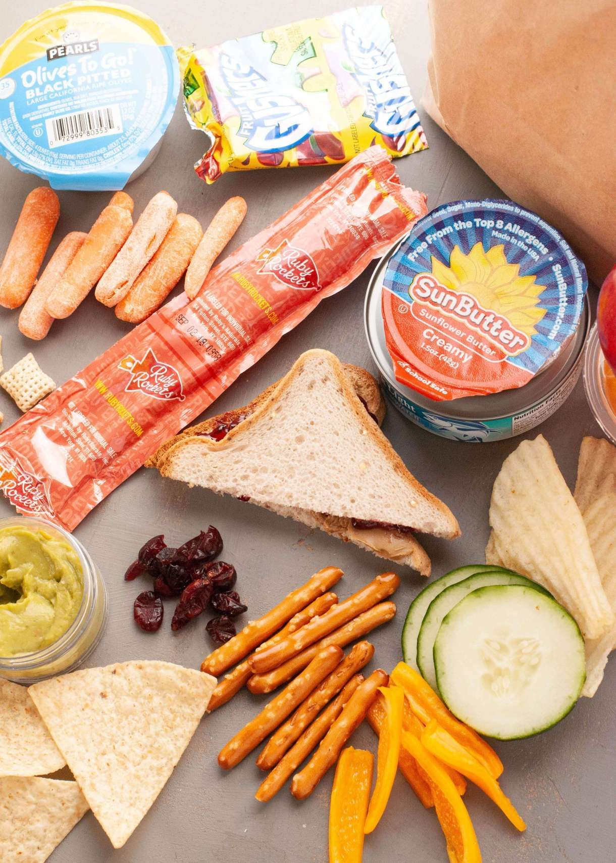 Safe School Lunch Ideas for Kids with Food Allergies