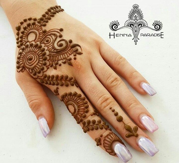 Mehndi Ke Finger Design : No pin limits more like this one at fosterginger