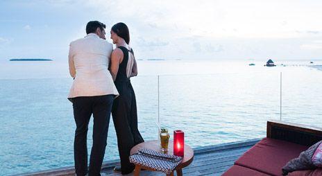 Anantara Kihavah Honeymoon and Romance