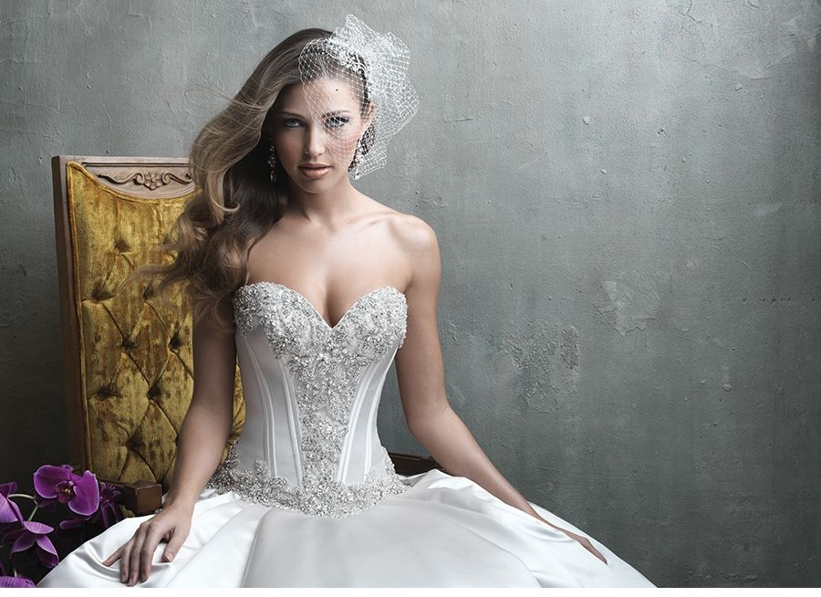 Style of the Week Allure Couture C300 | Allure Bridals
